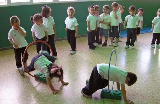 Educaci n f sica y una nueva forma de integraci n escolar for Educacion para poder
