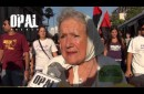 CHILE: Con represión culmina marcha por la cumbre de los pueblos