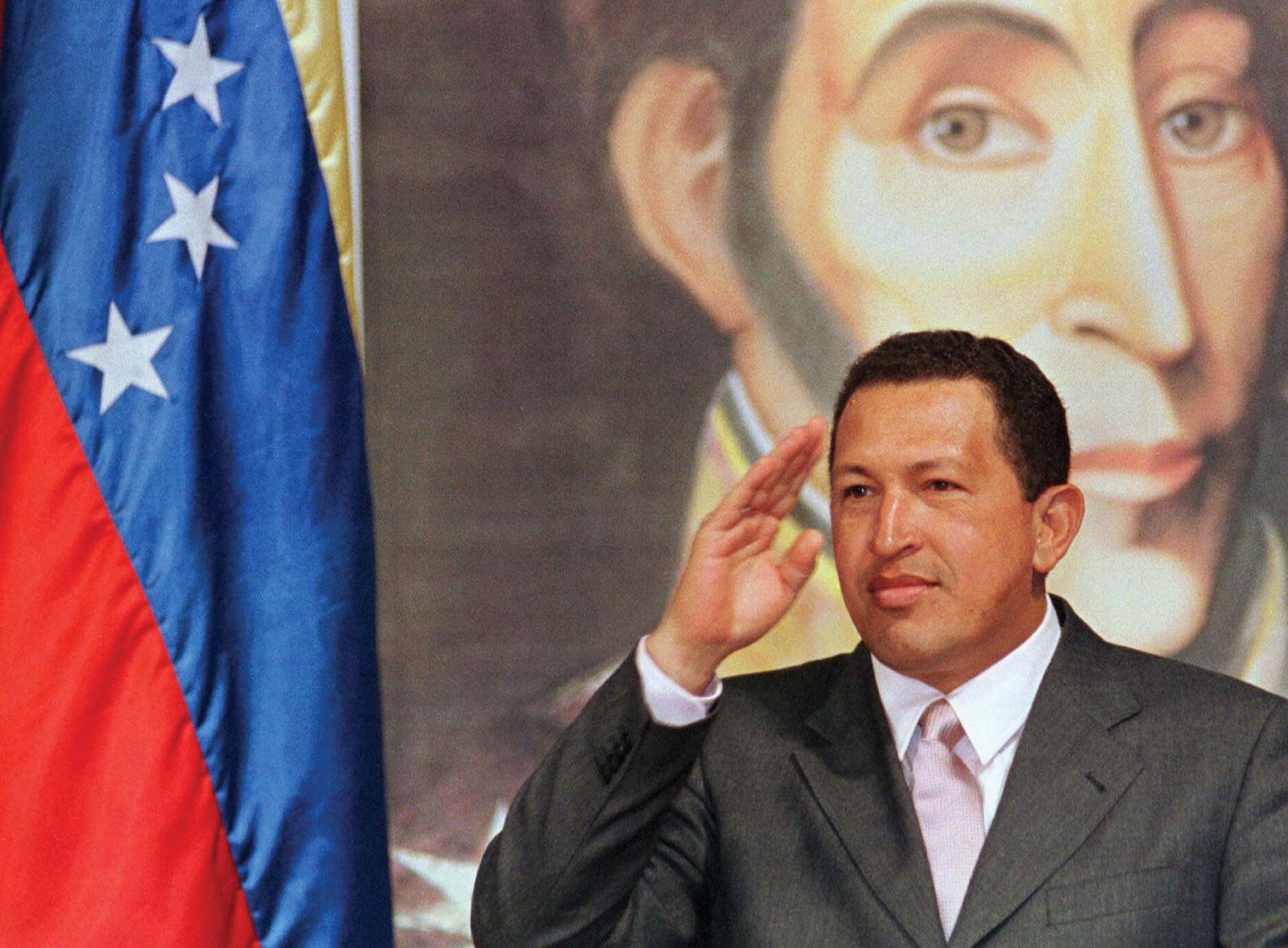El desafío póstumo del comandante Hugo Chávez