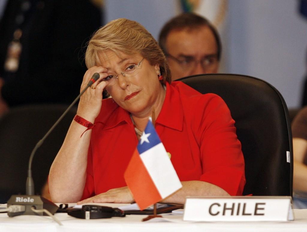 Bachelet muere en accidente de tránsito