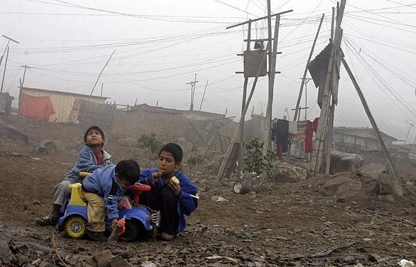 indicadores pobreza chile: