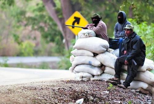 Campesinos Guerrero México