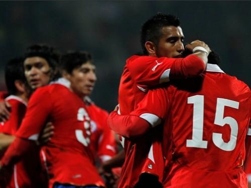 Selección-Chilena 1