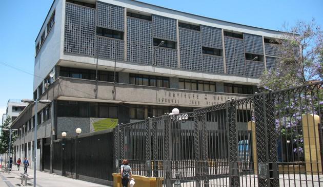 Presidenta Michelle Bachelet presenta proyecto al congreso para clausurar el emblemático Instituto Nacional