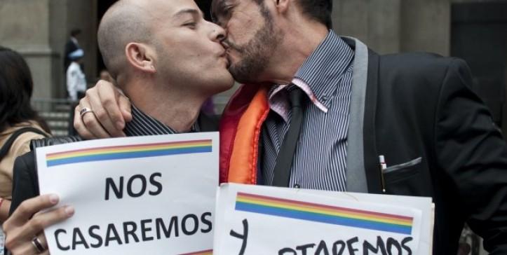 Porque no al matrimonio homosexual