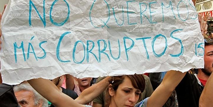 Resultado de imagen para corrupcion en chile
