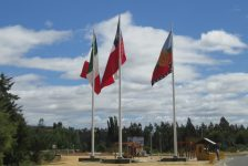 Bandera-Lumaco