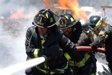 bomberos chile