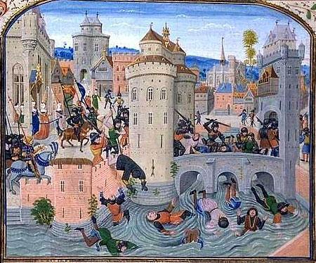 El misterioso vínculo entre crisis y peste